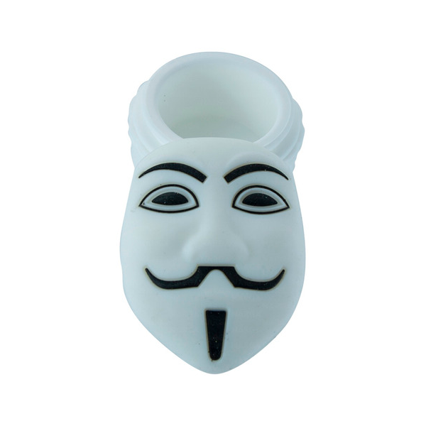 Slick Guy Fawkes (Anonymous/V de Vingança - 20ml)  - Mr. Fumo