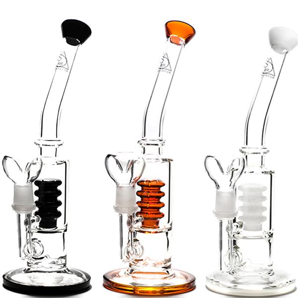 Squadafum Glass Bong Bee Hive  - Mr. Fumo