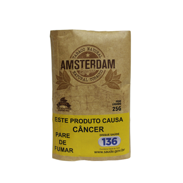 Tabaco Amsterdam  - Mr. Fumo