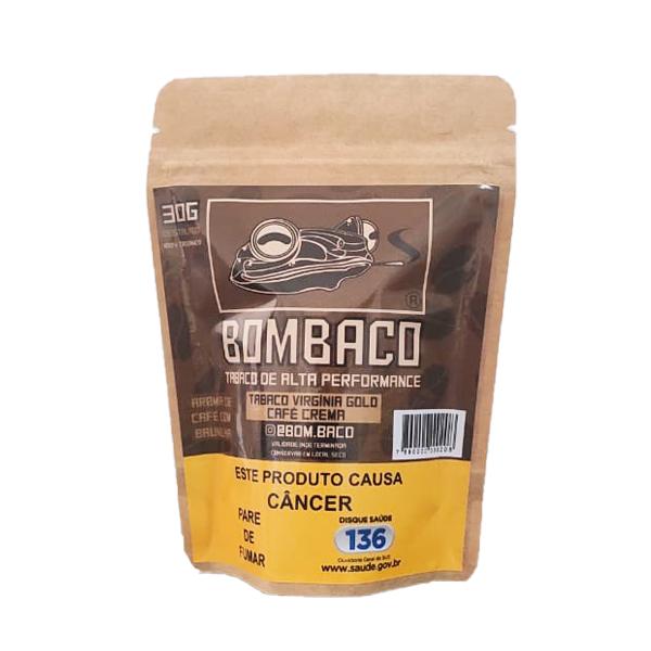 Tabaco Bombaco - Café Creme  - Mr. Fumo
