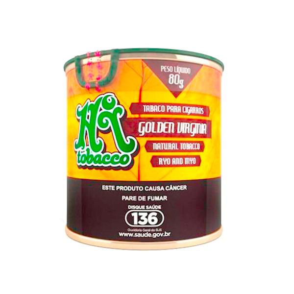 Tabaco Hi-Tobbaco Golden Virginia (Lata)  - Mr. Fumo