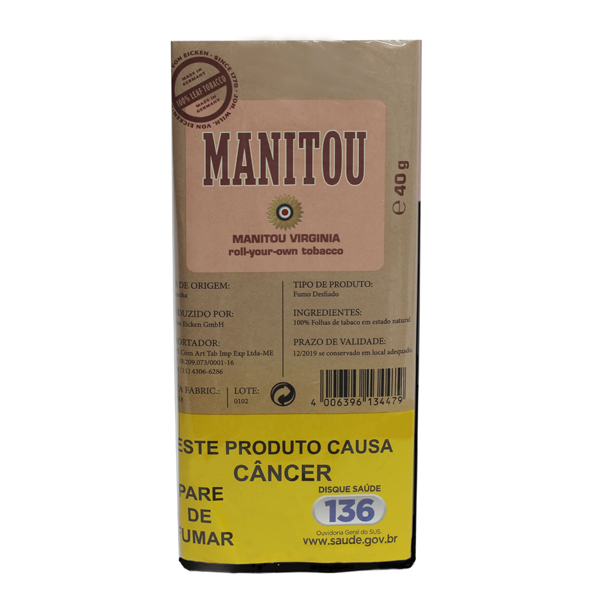 Tabaco Manitou Pink  - Mr. Fumo