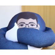 Almofada Abraço Amigo - Personalize a sua