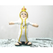 Almofada Boneco de Santo - Nossa Senhora de Fátima
