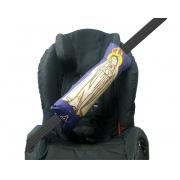 Almofada Cinto De Segurança - Ilustração Nossa Senhora de Fátima