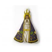 Almofada Naninha - Nossa Senhora Aparecida