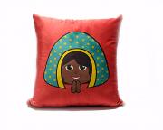 Almofada Quadrada - Infantil - Nossa Senhora de Guadalupe