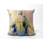 Almofada Quadrada - Nossa Senhora das Graças Raio de Luz