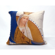 Almofada Quadrada - Nossa Senhora de Fátima e a Lua