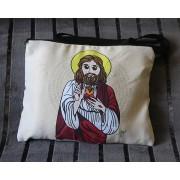 Bolsa Ecobag - Ilustração Jesus