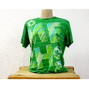 Camiseta Dryfit Esportivo - O MELHOR PARA DEUS