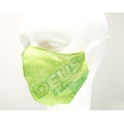 Máscara de Proteção Bico de Pato (EPI) - Frases Populares - DEUS TE ABENÇOE