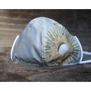 Máscara de Proteção Bico de Pato (EPI) - Imagem Jesus Eucarístico
