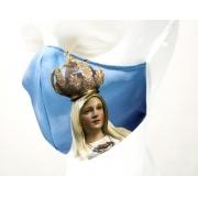 Máscara de Proteção Bico de Pato (EPI) - Imagem Nossa Senhora de Fátima