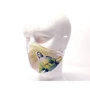 Máscara de Proteção Bico de Pato (EPI) - Nossa Senhora das Graças Raio de Luz