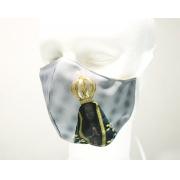 Máscara de Proteção Bico de Pato (EPI) - Rogai por Nós - Nossa Senhora Aparecida