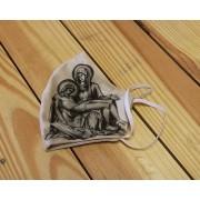 Máscara de Proteção Bico de Pato (EPI) - Veludo - La Pietà
