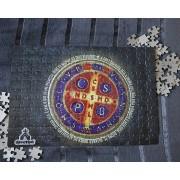 Quebra-Cabeça (42 x 29 cm) - Medalha de São Bento