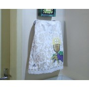 Toalhinhas Decorativas - Eucaristia