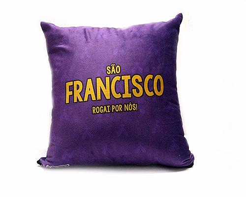 Almofada Quadrada - Infantil - São Francisco