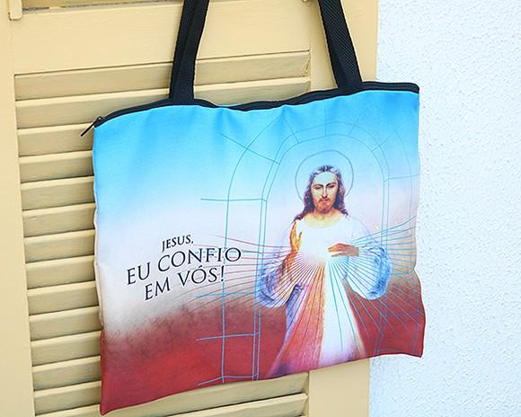 Bolsa Ecobag - Jesus Misericordioso