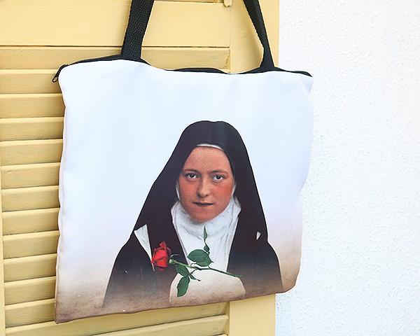 Bolsa Ecobag - Santa Teresinha