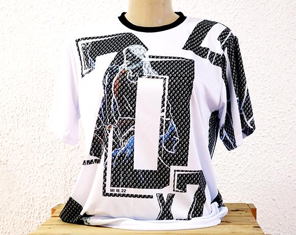 Camiseta Dryfit Esportivo - 70 x 7