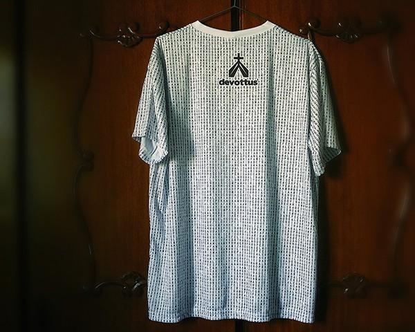 Camiseta Dryfit Esportivo - BONS DESEJOS