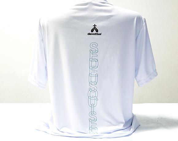 Camiseta Dryfit Esportivo - Frases populares - SE DEUS QUISER