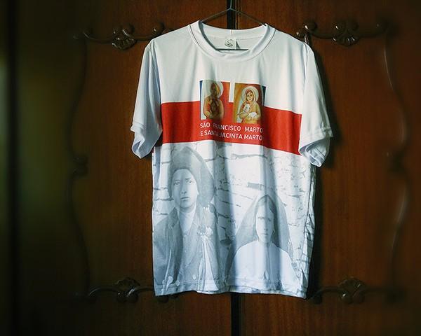 Camiseta Dryfit Esportivo - Pastorinhos