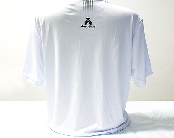 Camiseta Dryfit Esportivo - SÃO JOSÉ VALEI-ME