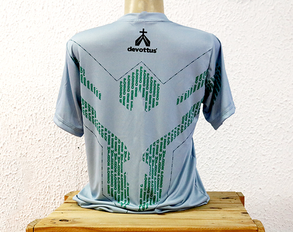 Camiseta Dryfit Esportivo - TUDO POSSO