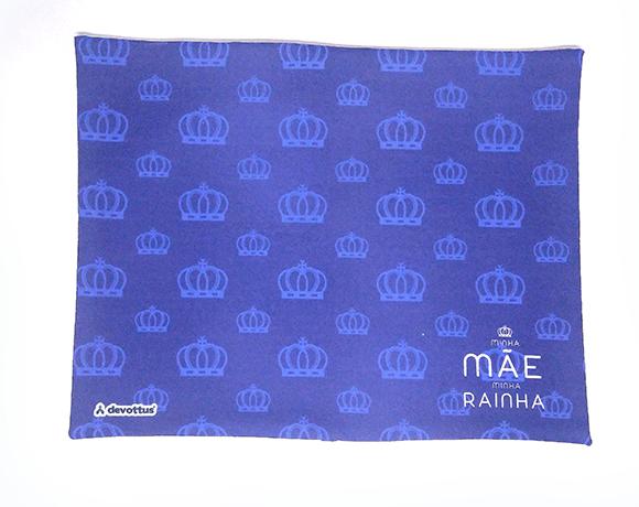 KIT DIA DAS MÃES - MINHA MÃE MINHA RAINHA (AZUL)