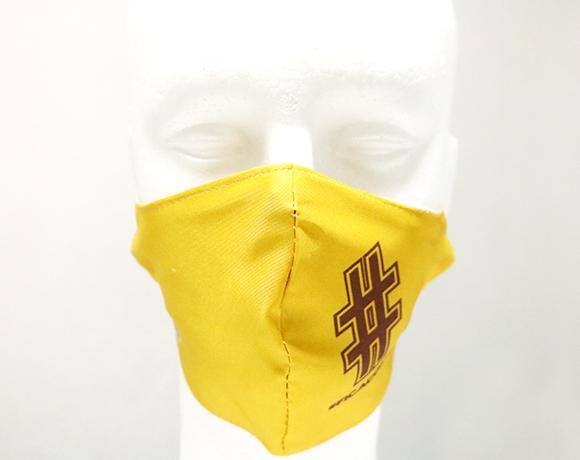 Máscara de Proteção Bico de Pato (EPI) - Frases Populares - FICA COM DEUS