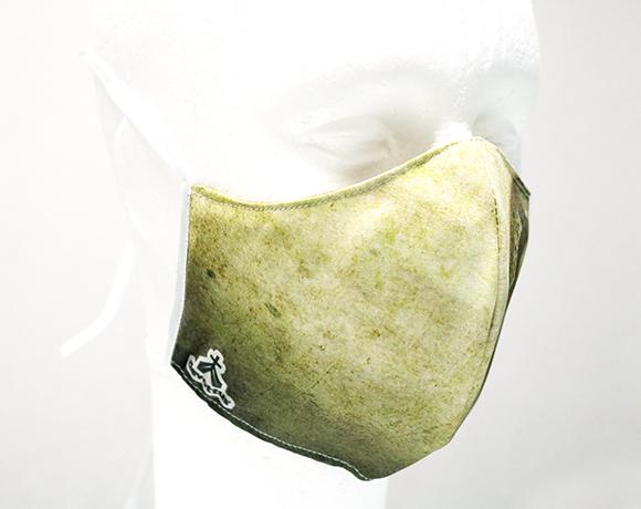 Máscara de Proteção Bico de Pato (EPI) - Imagem Sagrado Coração de Jesus