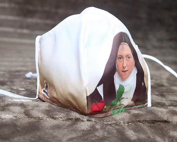 Máscara de Proteção Bico de Pato (EPI) - Imagem Santa Teresinha