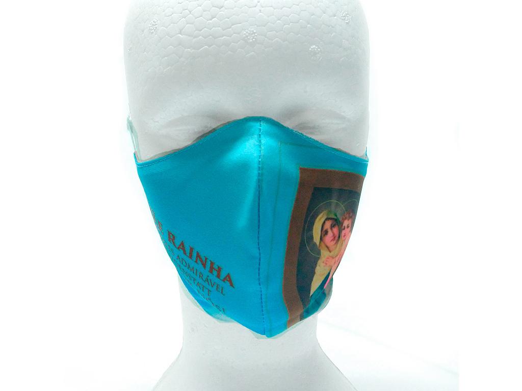 Máscara de Proteção Bico de Pato (EPI) - Mãe Rainha