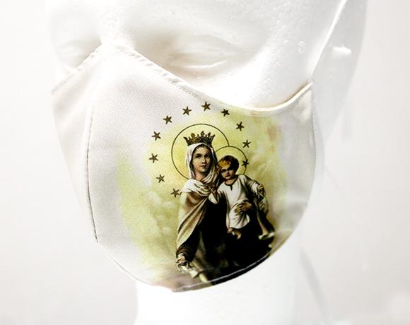 Máscara de Proteção Bico de Pato (EPI) - Nossa Senhora do Carmo