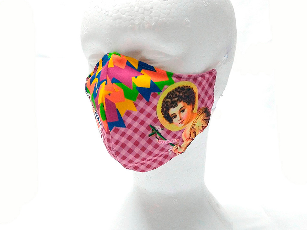 Máscara de Proteção Bico de Pato (EPI) - São João