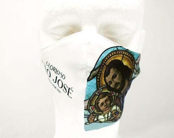 Máscara de Proteção Bico de Pato (EPI) - SÃO JOSÉ GLORIOSO