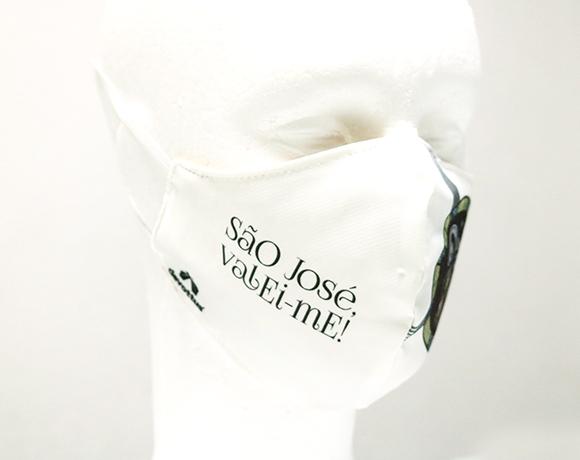 Máscara de Proteção Bico de Pato (EPI) - SÃO JOSÉ VALEI-ME