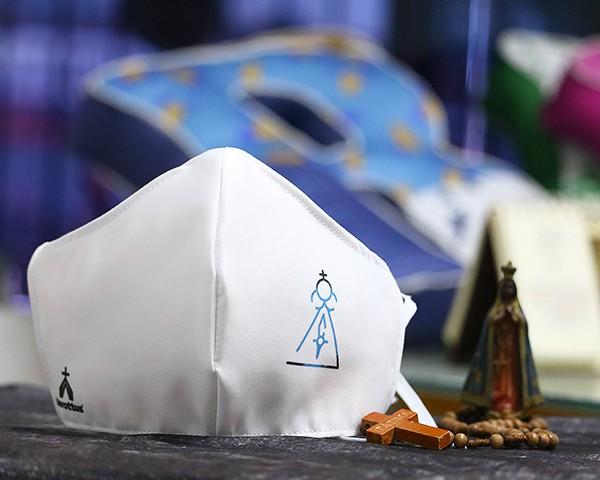 Máscara de Proteção Bico de Pato (EPI) - Simplicidade - Santa Maria