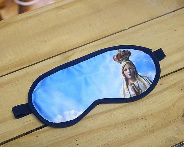 Máscara de Dormir / Tapa Olhos - Nossa Senhora de Fátima