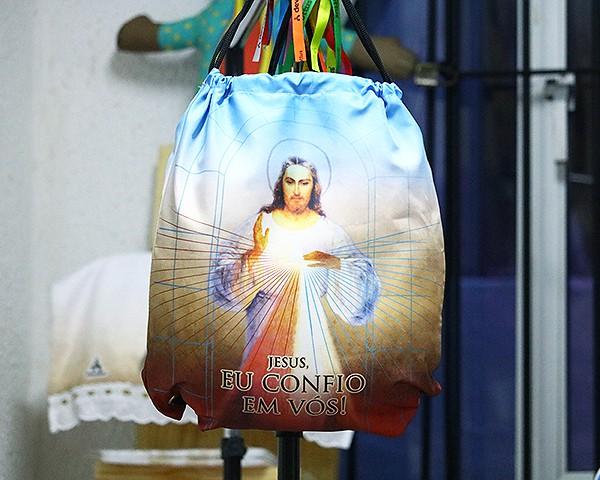 Mochila Saco - Jesus Misericordioso