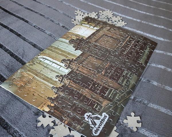 Quebra-Cabeça (42 x 29 cm) - Bancos de Igreja
