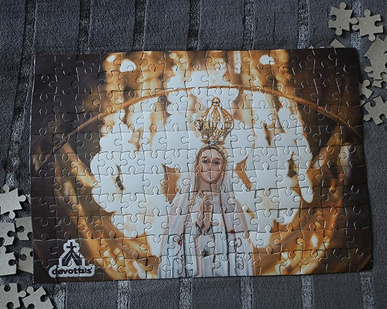 Quebra-Cabeça (42 x 29 cm) - Fotografia Talita Melo 01