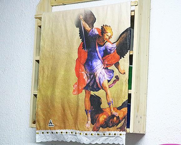 Toalhinhas Decorativas - São Miguel
