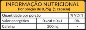 Combo - Cafeína 30 cápsulas + BCAA 30 cápsulas - Soulife   - SOULIFE