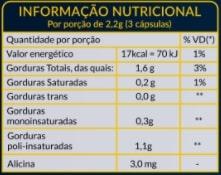 Óleo de Alho - Altamente nutritivo, anti-inflamatório e antioxidante - Soulife  - SOULIFE