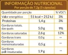 Óleo de Cártamo com Coco - Termogênico e aumento da massa magra - Soulife  - SOULIFE